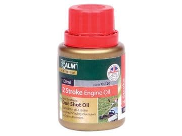 OL120 2-Stroke One Shot Bottle Oil 100ml